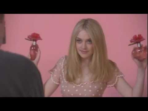 Dakota Fanning - Behind the Scenes - Marc Jacobs Perfume Oh, Lola - Full Video