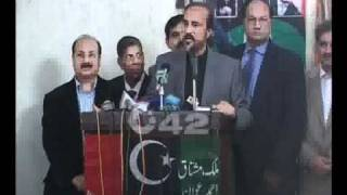 Dr Babar Awan Congrats PPP Wajid Ali Shah Daughter Marriage Pkg By Asim Butt.flv