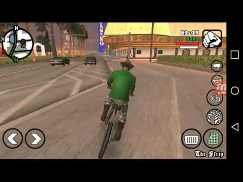 HOW TO FIND A MOUNTAIN BIKE IN GTA SAN ANDREAS