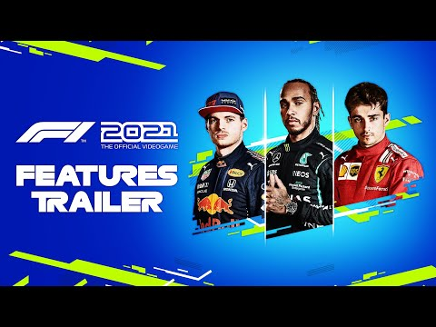 F1® 2021   Features Trailer