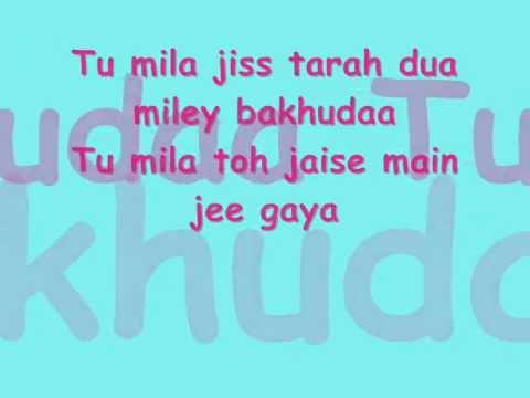 Zindagi say lyrics Raaz 3