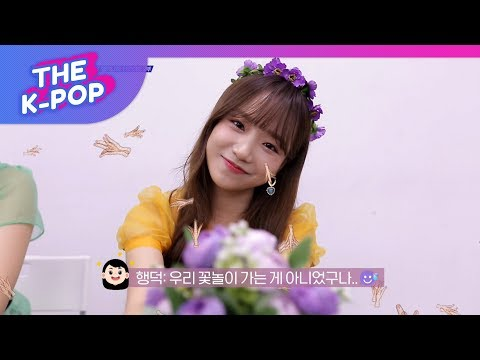 IZ*ONE, HAPPY STAN LIVE CHAPTER 2 [THE SHOW 190416]