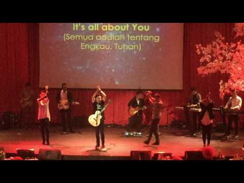 IFGF KARAWACI - All About You (Planetshaker's Cover)
