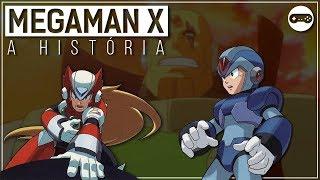 Mega Man X (1993) | A História!