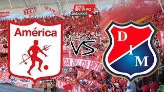 América 2 vs Medellín 0 - 15/02/2020 - Liga - El Parche del Fútbol RADIO