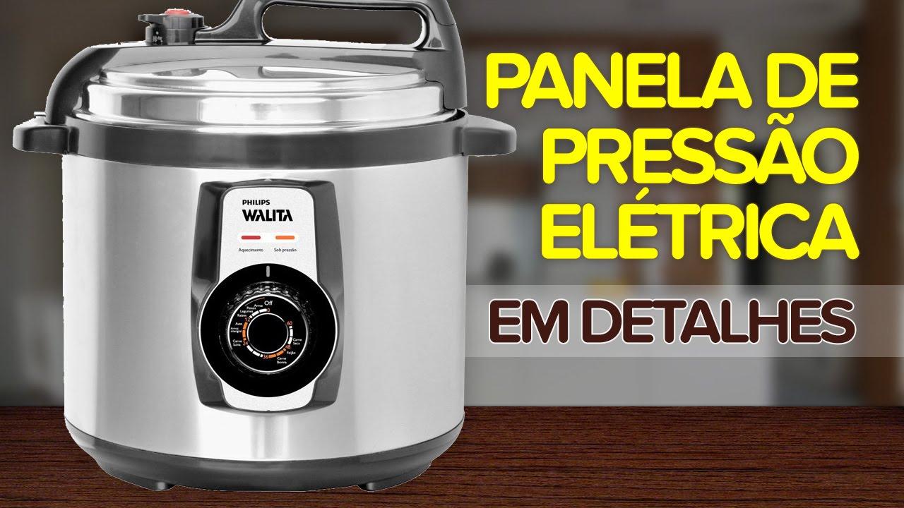 Unboxing Panela De Presso Eltrica Philips Walita Daily RI3103