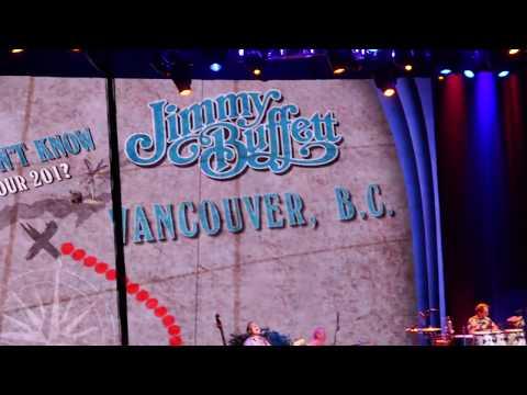 Jimmy Buffett - Vancouver, Oct 13, 2017