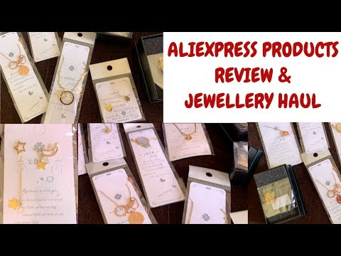 Aliexpress.com Review India 2019 - Aliexpress Jewelry 2019 | AdityIyer