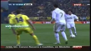 Villarreal 1-1 Real Madrid 21/03/12