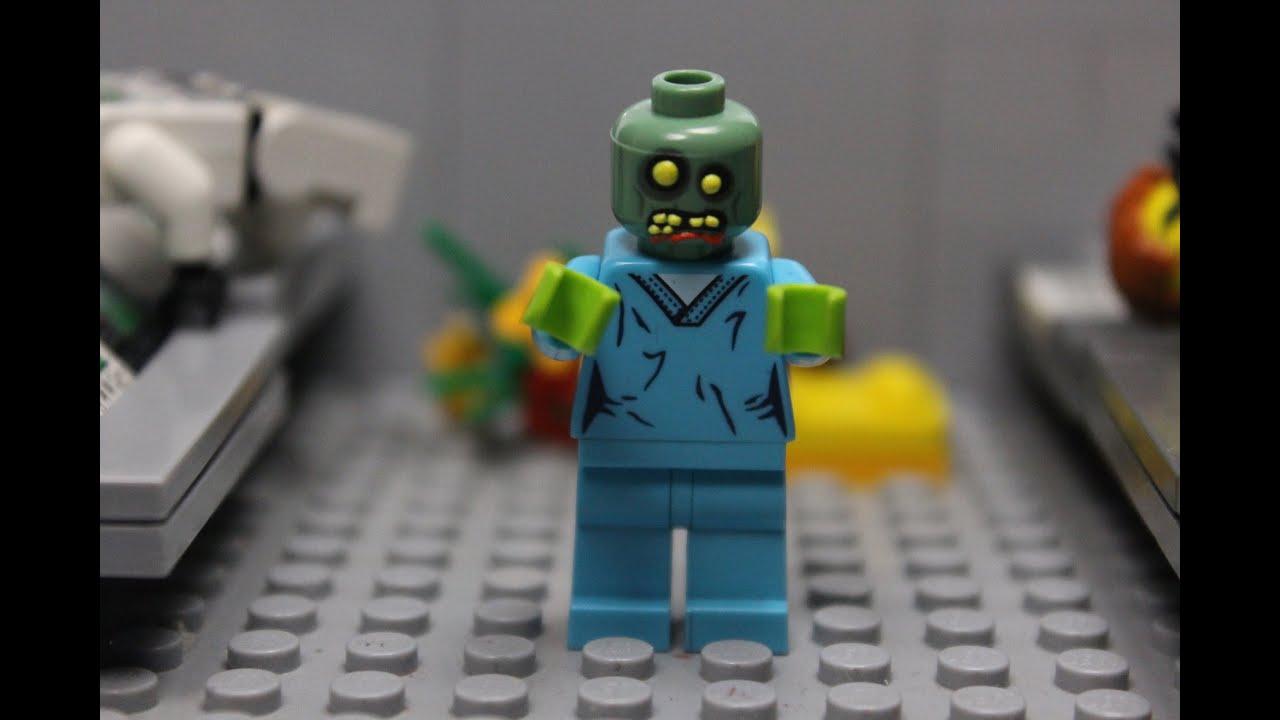 Lego Zombie Apocalypse 4:Prequel   Doovi