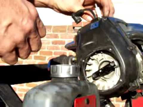 Ccat Gp460 Pull Start Conversion Adapter Youtube
