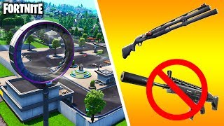 Fortnite-NEW WEAPON and MANY ITEMS in the VAULT | Patch 9.0