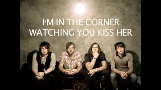 Kings of Leon (Robyn Cover) - Dancing On My Own LYRICS
