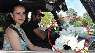 Белые Орхидеи Для Фахрие Эвджен Не От Бурака Озчивита.