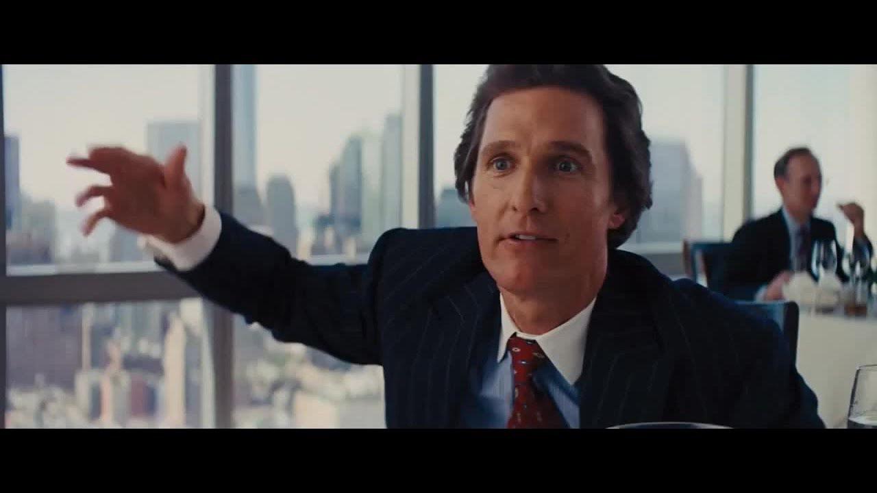 Matthew McConaughey | TOP 5 BEST MOVIES - YouTube