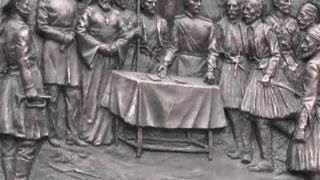В Севастополе появился памятник греческим добровольцам Крымской войны
