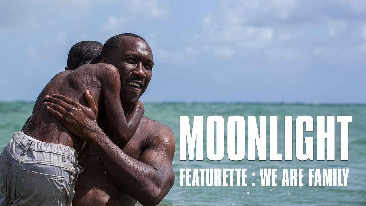 Moonlight - Featurette We are Family
