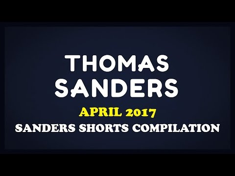 April 2017 SHORTS Compilation! | Thomas Sanders