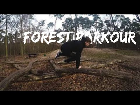 The Result of my YouTube School project | Parkour and Freerunning