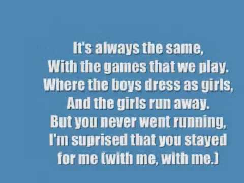 Red rover lyrics the scene aesthetic