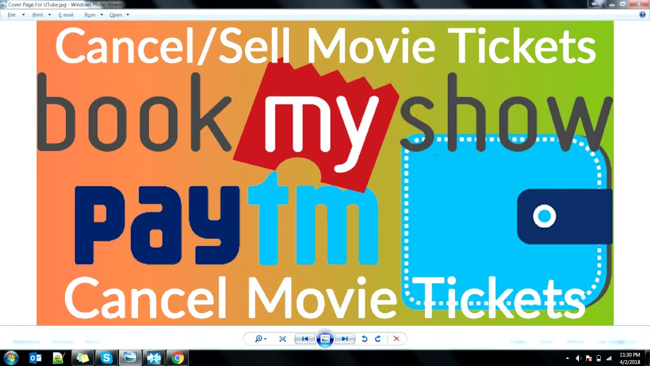 my windows book show for