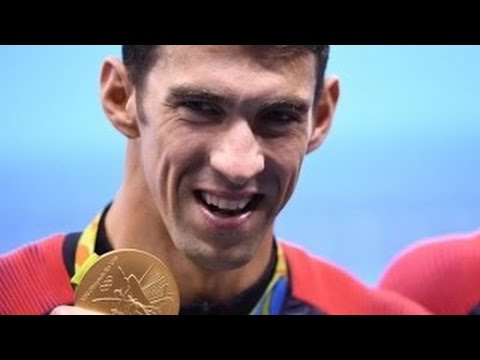 Michael Phelps grabs 23 rd gold medal -Rio 2016