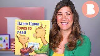 Llama Llama Loves to Read - Read Aloud Picture Book | Brightly Storytime