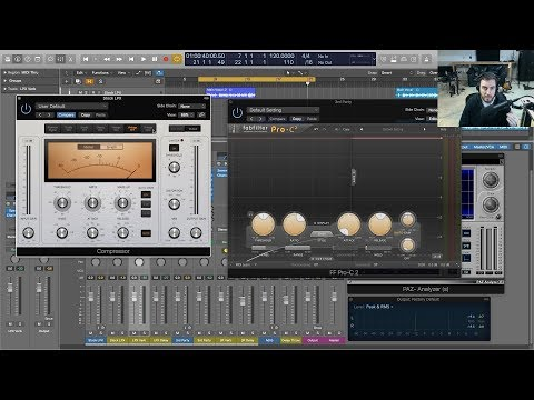 Stock Logic Pro X Plugins Vs 3rd Party Plugins (Mixing)