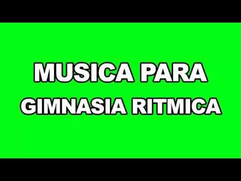 Musica para gimnasia rítmica
