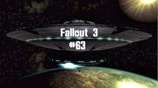 Fallout 3 part 63 - Creepy Spaceship
