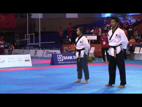 Freestyle pairs -  INDONESIA (GOLD)