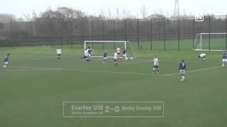 Highlights: Broadhead Hat-Trick Sinks Derby