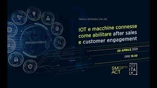 IoT e macchine connesse: come abilitare after sales e customer engagement