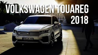 VW Touareg 2018 // Stenni Тест Драйв
