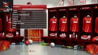 PES 2014 Manchester United, Real Madrid & Chelsea Locker rooms DOWNLOAD Thumbnail