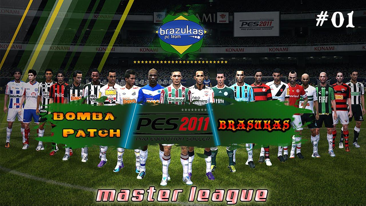 PES 2012 BAIXAR PATCH GAMEVICIO BRAZUKAS