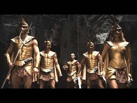 Download [HD] Immortals (2011) - Gods Full Fight & Final Scene