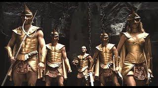 [HD] Immortals (2011) - G๐ds Full Fight & Final Scene