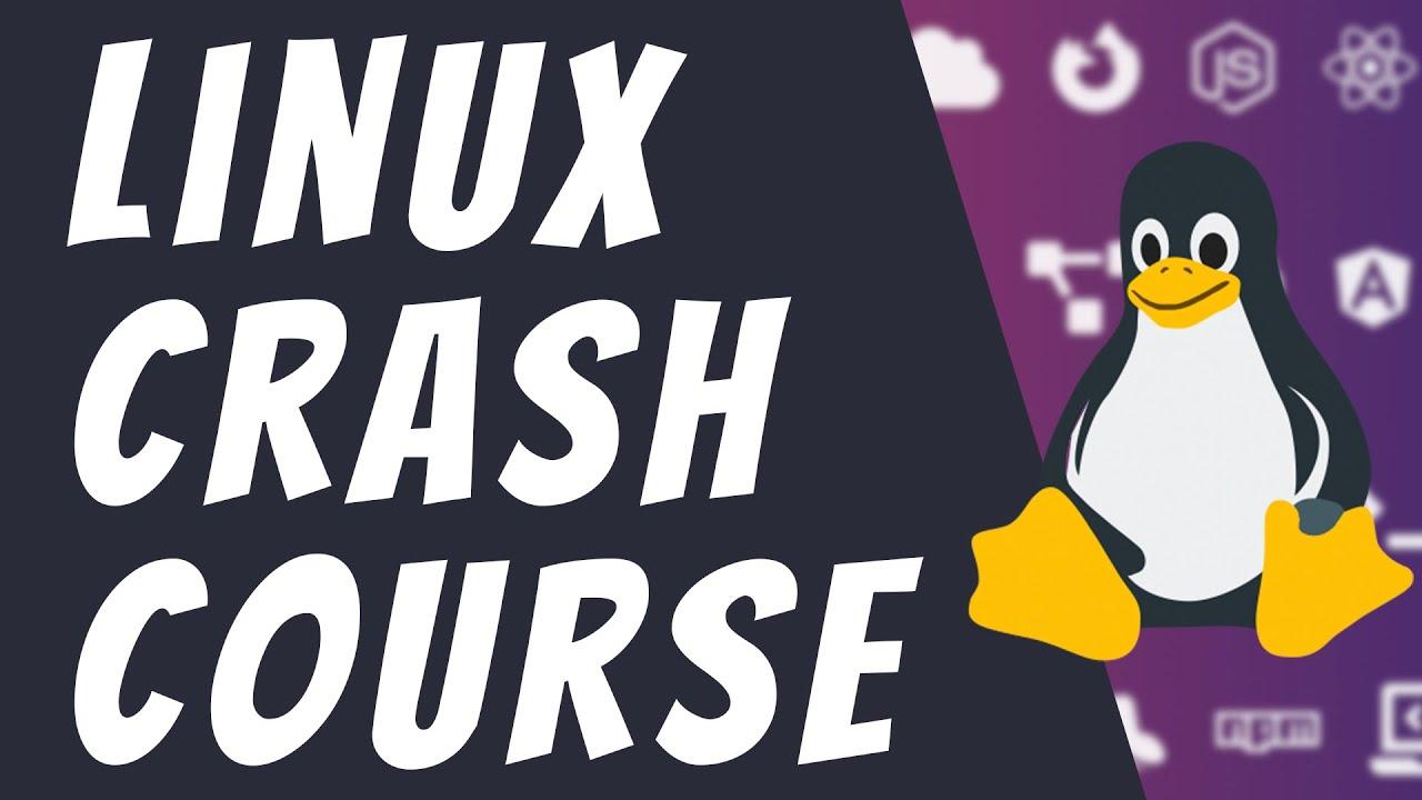 Download Linux CLI Crash Course - Fundamentals of Bash Shell
