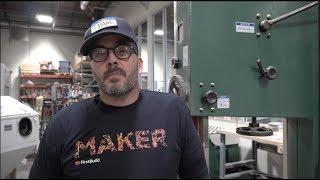Jimmy DiResta Maker Spotlight at FirstBuild