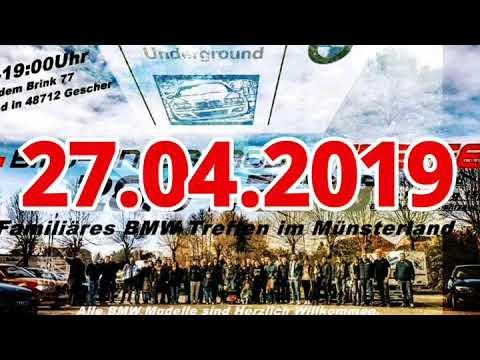 4 Bmw Underground Treffen In Gescher Nrw Am 27 04 2019