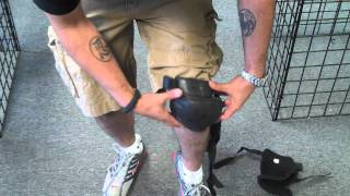 Disruptive Paintball Knee Pads