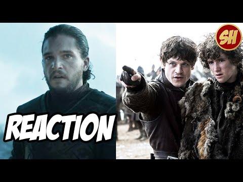 BATTLE OF THE BASTARDS - REACTION   Game of Thrones Season 6 Episode 9   Serienheld