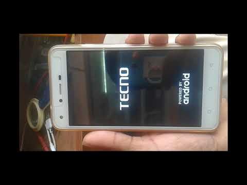 how to flash tecno mobile