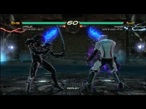 Tekken 6 Yoshimitsu Imran 88 Vs Lars Mechacide Online