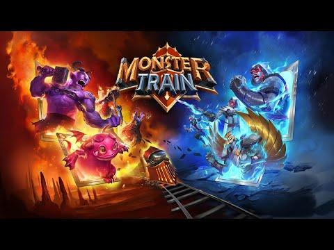 Monster Train Hell Rush: Awoken / Umbra Rejuvenate Emberdrain Build