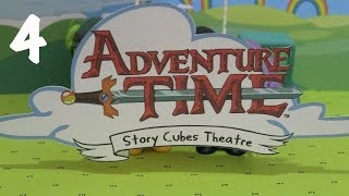 Story Cubes Theatre - Adventure Time - The Quest for Finn's Sword, Part 4