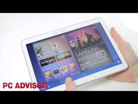Samsung Galaxy Note 10.1 2014 Edition Video Review: One Of The Best 10 Android Tablets Around