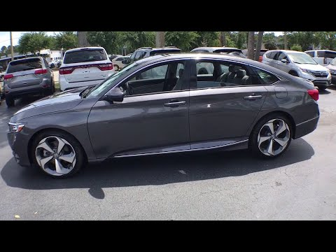 2019 Honda Accord Sedan Gainesville, Ocala, Lake City, Jacksonville, St Augustine, FL 8704