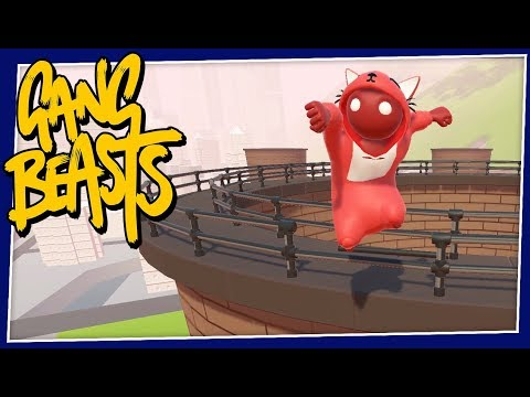 Gang Beasts - #192 - Tower of Power!
